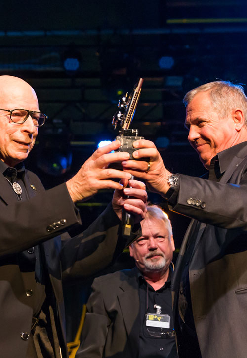 Swiss Blues Lifetime Achievement Award für Guido Schmidt
