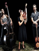 Veronica & The Red Wine Serenaders